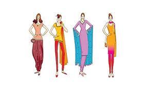 salwar kameez for girls