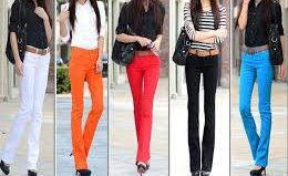 slim look jeans for women